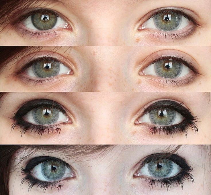 212 Best Grey Colored Contacts Images On Pinterest