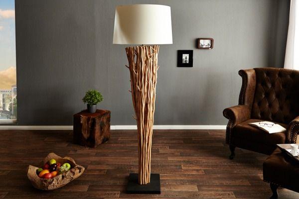 Lampa Rustic White
