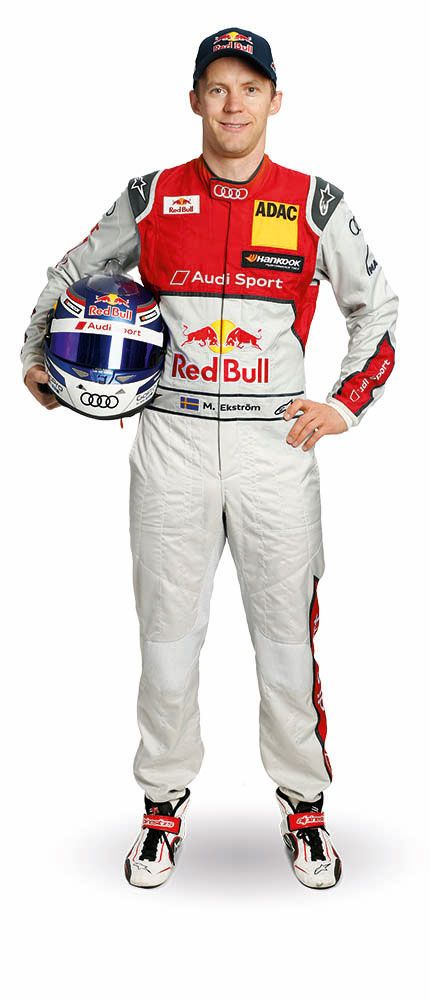 Mattias Ekström fährt 2016 für Audi Sport Team Abt Sportsline in der DTM