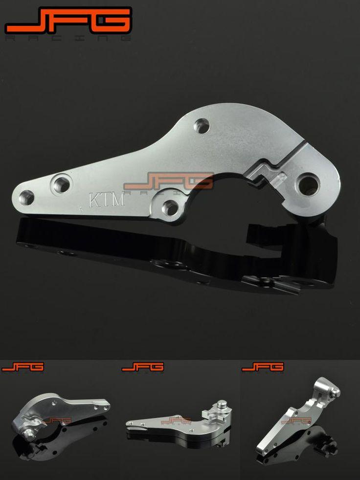[Visit to Buy] BRAKE CALIPER ADAPTER ADAPTOR BRACKET FIT 320MM OVERSIZE DISC ADAPTOR FOR KTM EXC SXF SX XC BIKES SUPERMOTO #Advertisement