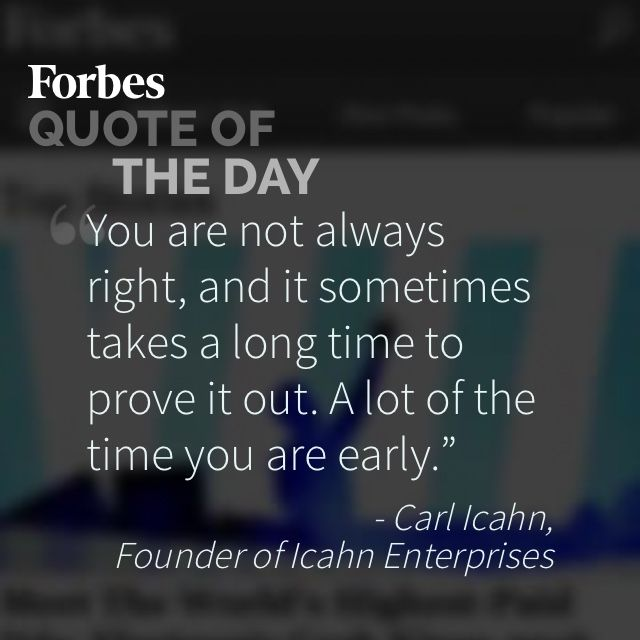 Forbes Quote Of The Day Amusing 7 Best Forbes Quotes Of The Day 17 Dec 2017 Images On Pinterest  A .
