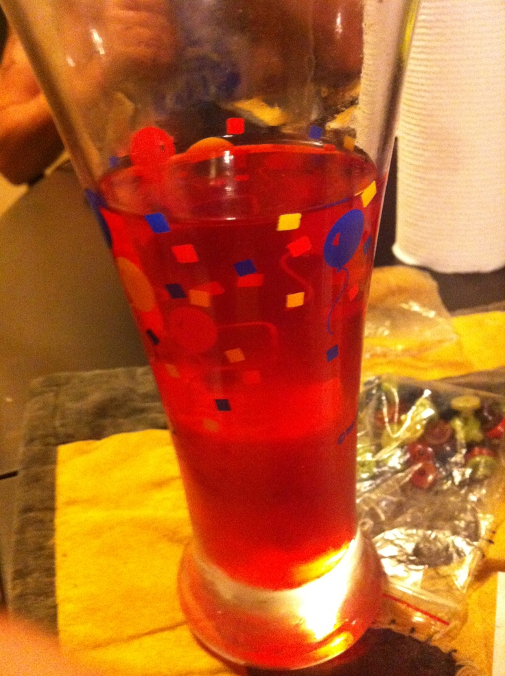 39 best images about drinks on pinterest fruit punch for Best mix drink ever