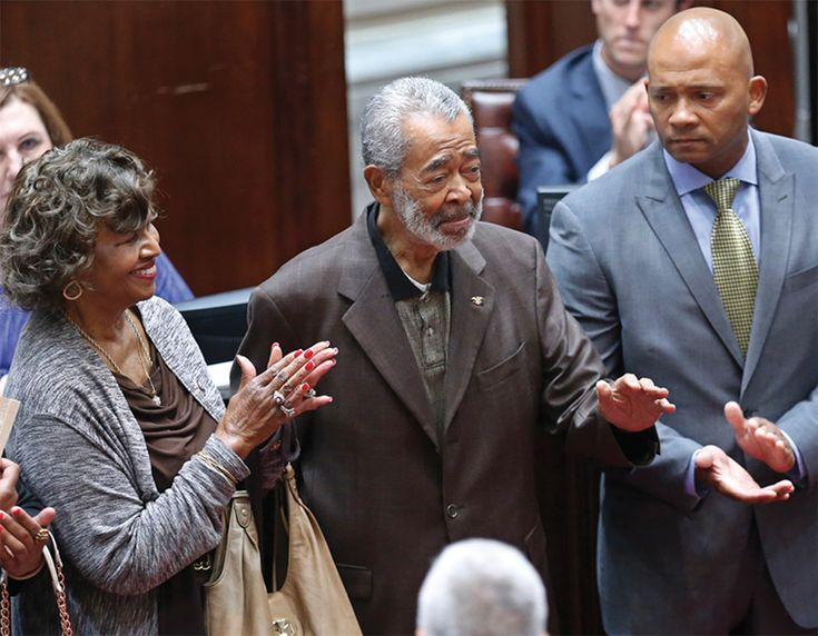 Shorter College & Tennessee State alum Civil rights leader E. Melvin Porter, one of the first African American graduates of Vanderbilt Law School and the first African American to be elected state senator of Oklahoma