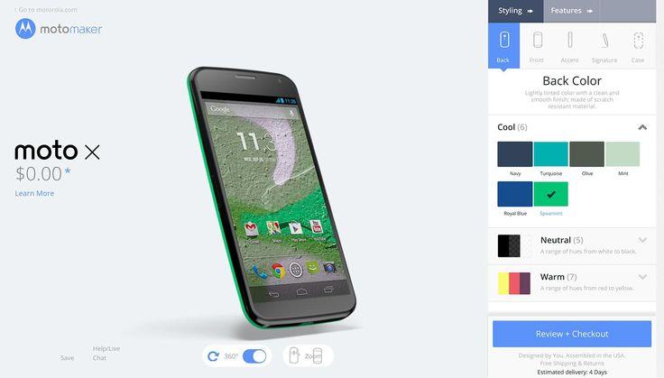 Moto X+1 to Come with New Motorola Moto Maker Options?  Read more: http://www.androidorigin.com/moto-x-1-motorola-moto-maker/#ixzz3C4Ruksa7