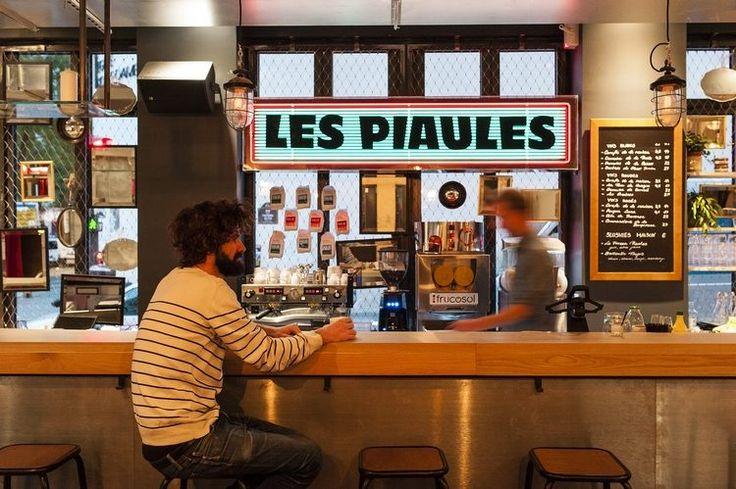 Les Piaules Auberge de jeunesse Paris