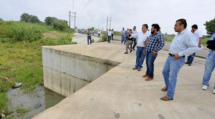 Supervisan condiciones de arroyos(1)