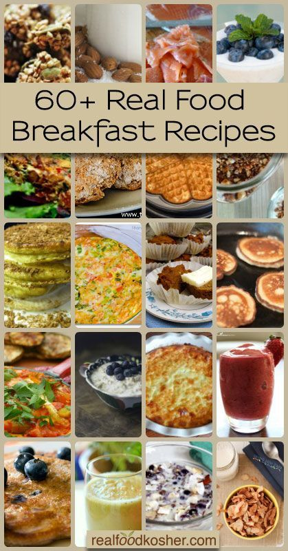 The Ultimate Breakfast Recipe Collection  Real Food Kosher