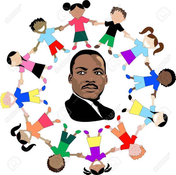 Image result for illustrations of Martin Luther King jr