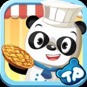 Dr. Panda's Restaurant - Cooking Game For Kids -- We loved Dr. Panda teach me!, but this one may have to wait until B can use a knife :) ($1.99)