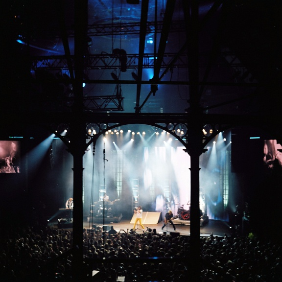 The Roundhouse, Camden Town, London