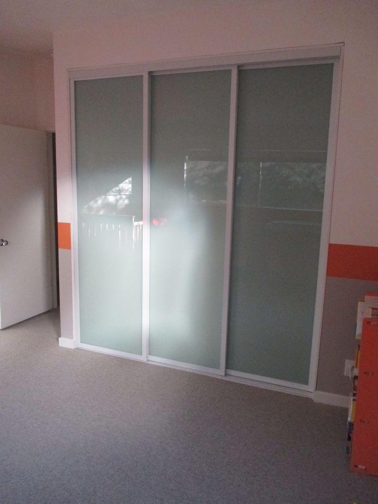 3 Panel 3 Track Modern Bypass Closet Door Check Out