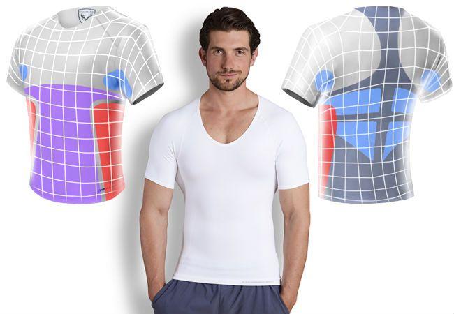 Erfahrungen mit Shapewear für Männer Brust raus Bauch... http://www.fancybeast.de/test-erfahrung/shapewear-erfahrungen-maenner/