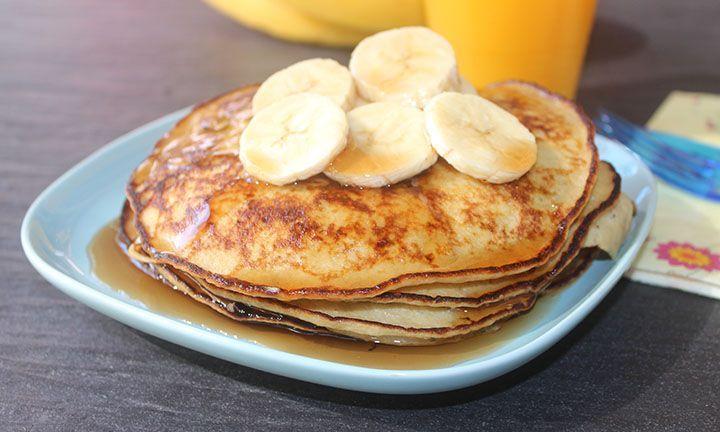 2 ingredient pancakes - Kidspot