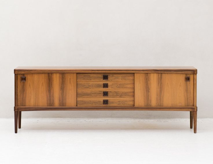 For Sale Sideboard Designed By H W Klein For Bramin Denmark 1960 Sideboard Designs Design Sideboard