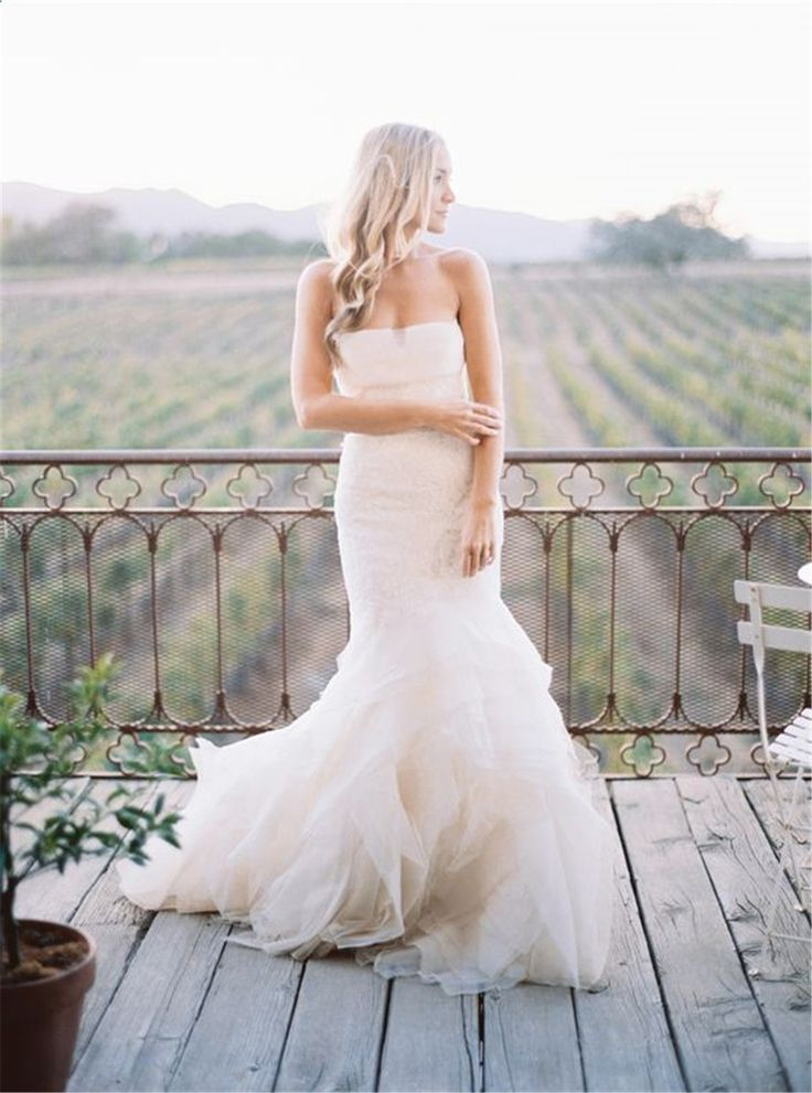 4 Wedding Dresses Styles with Amazing Details!