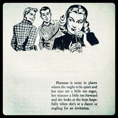 Vintage dating advice