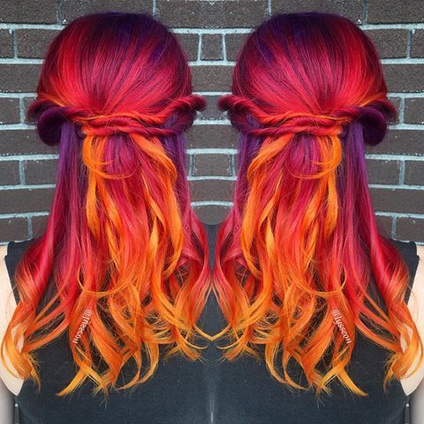 Miraculous 1000 Ideas About High School Hairstyles On Pinterest Hair Blue Short Hairstyles For Black Women Fulllsitofus