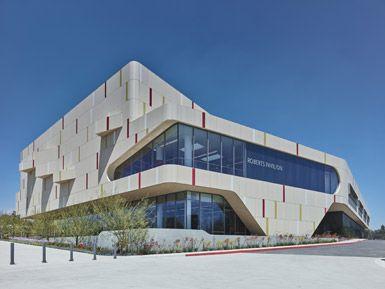 Roberts Pavilion – Claremont McKenna College by John Friedman Alice Kimm Architects in Claremont, United States