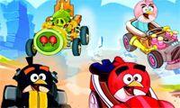 Simpsons Carrera Familiar - Juega a juegos en línea gratis en Juegos.com