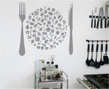 Los Cuchillos no deberían ser expuestos o colgados en una pared. Hasta se conservan mejor en un estante o cajón.
