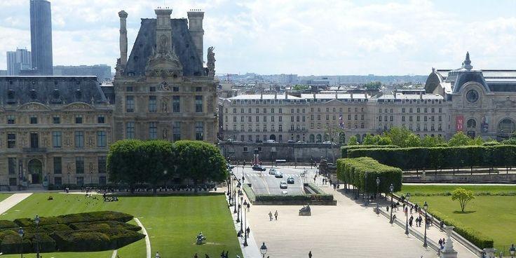 París como destino de referencia - http://www.absolut-paris.com/paris-destino-referencia/