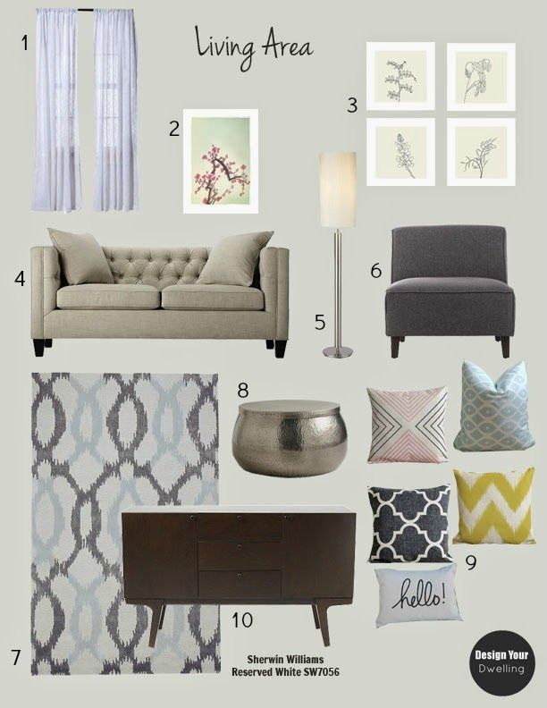 Redecorating 5 reasons to consider an e design living for Redecorating living room ideas