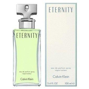 น้ำหอม CK Eternity for Women ผู้หญิง ที่สาวๆ ควรมีติดตัว
