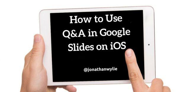 how to use google on ipad