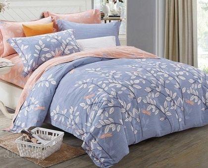 Купить постельное белье из фланели SAFISA евро от производителя Asabella (Китай)