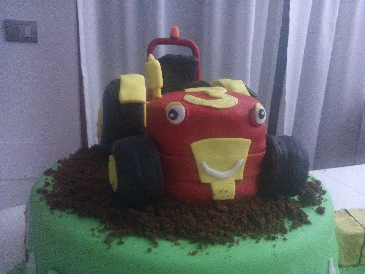 tractor tom!