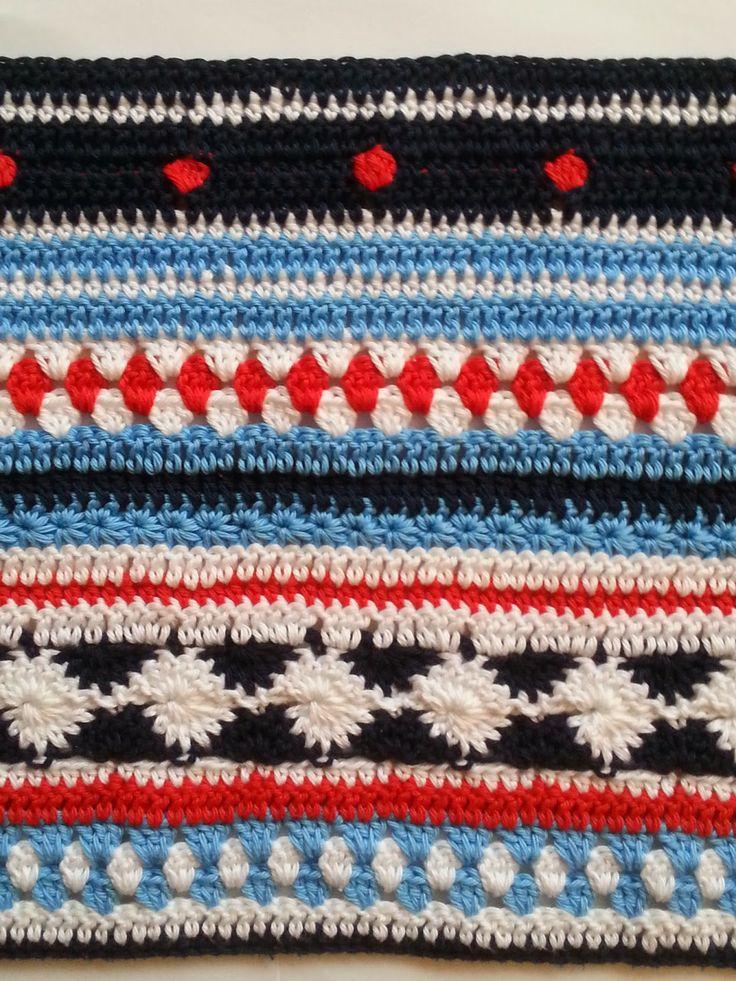 De creatieve wereld van Terray: Crochet Along week 10