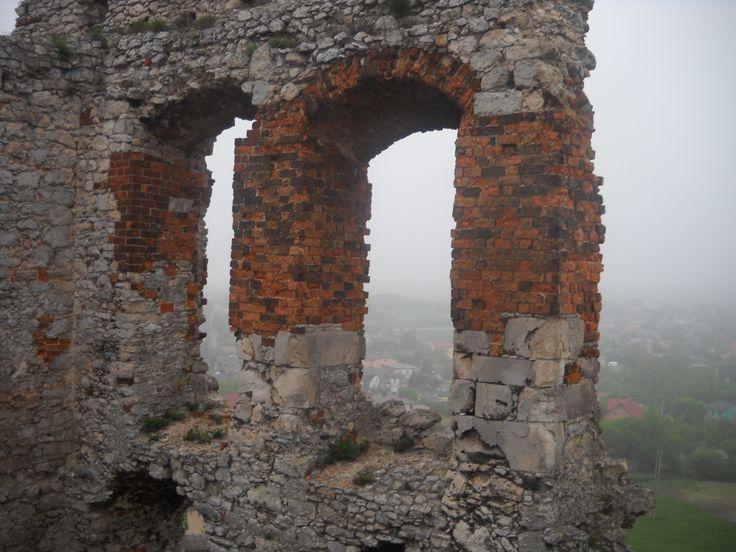 ruiny..
