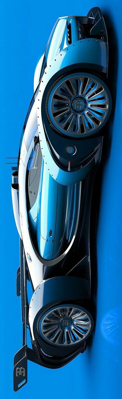 Bugatti Vision GT Concept by Levon                                                                                                                                                                                 More