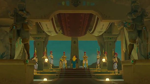 Reader Discussion: What Do You Want From The Next Zelda: Breath Of The Wild DLC? - News