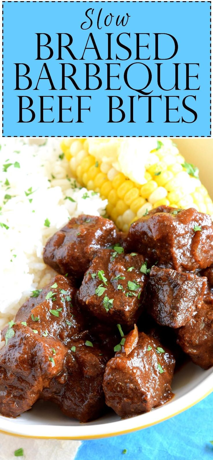 Slow Braised Barbequed Beef Bites are tender and moist with just the right amount of heat and sweet. This recipe is the perfect way to enjoy deep barbeque flavours without grilling. What seems like a million years ago, I was… #Grillingrecipes