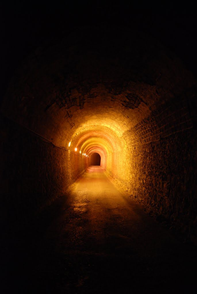 Topolia Tunnel
