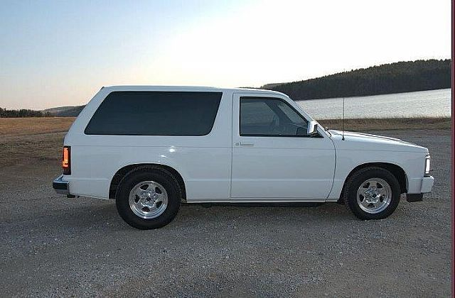 s10 blazer | 1983 Chevrolet S10 Blazer