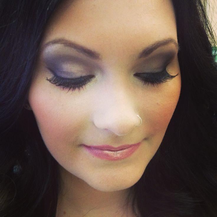 #makeup #bbbeauty #bbbteam #beautiful http://www.brittanybuckhair.com/