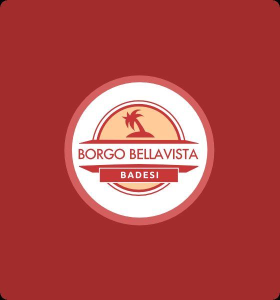 Badesi Vacanze - Borgo Bellavista  Logo Design