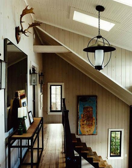 2nd floor walk thom filicia cabin