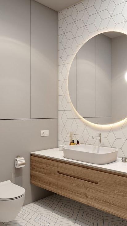 New Bathroom Ideas, Modern Bathroom Decor, Bathroom Inspiration, Scandinavian Bathroom, Ikea Bathroom, Bathroom Design Luxury, Bathroom Design Small, Bathroom Layout, Home Room Design