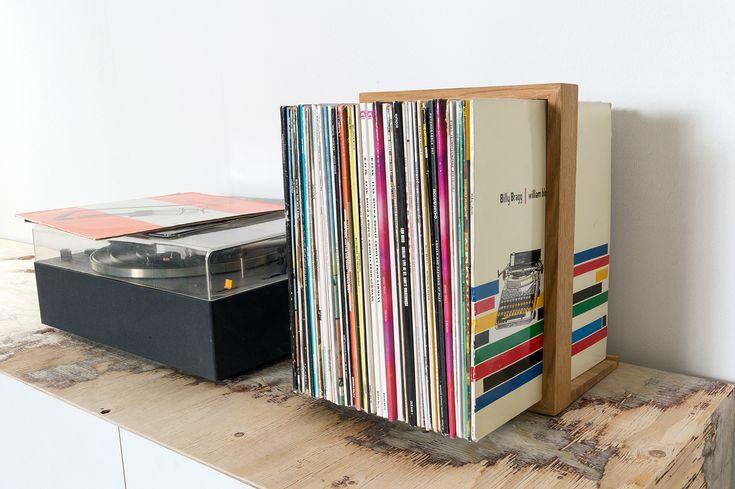 Vinyl Rack b-seite | das kleine b