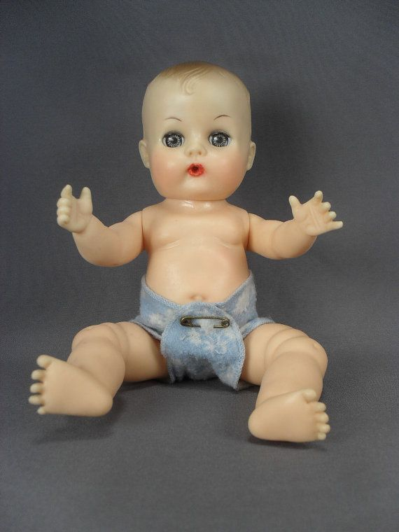 407 Best 1950 Ginny Ginnette Baby Dolls Images On