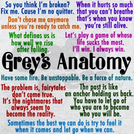 51 best images about Greys Anatomy Gifts on Pinterest  Grey anatomy quo...