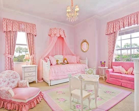 So pink and yet elegant.