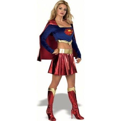 Déguisement Supergirl femme