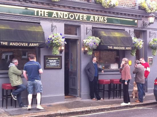 The Andover Arms  London