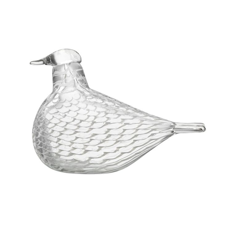 Birds By Toikka Sovinnon kyyhky, Iittala