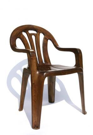 """""""plastic chair in wood"""" maarten baas"""