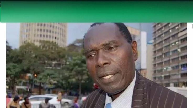 Meet Kenyan Lawyer Who Sued Israel Over Jesus Crucifixion
